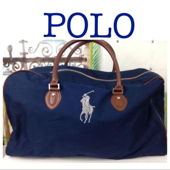 Polo by Ralph Lauren Bags   Large Ralph Lauren Overnight Weekender ... d2b0087d03
